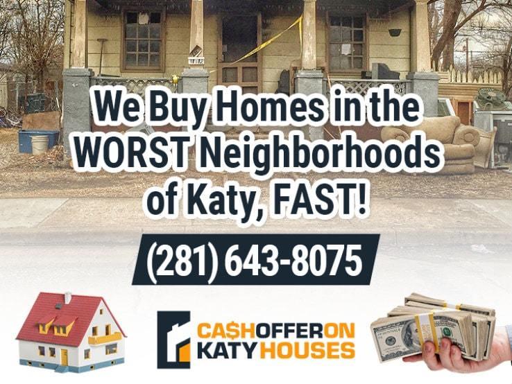 katy bad neighborhood