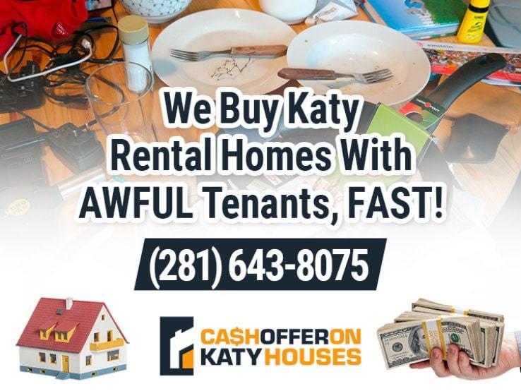 katy difficult tenants