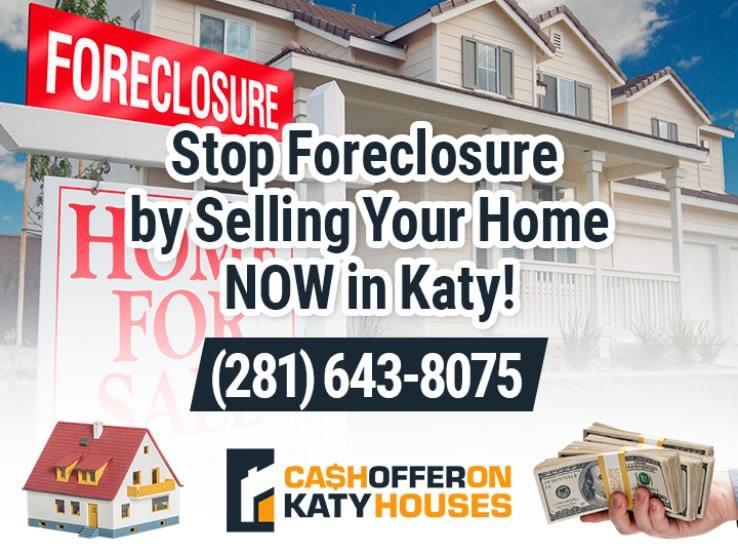 katy foreclosure
