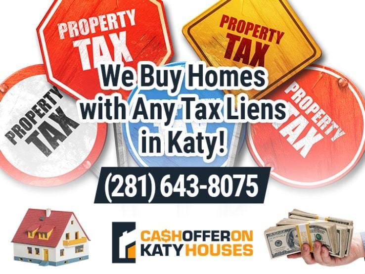 katy tax liens